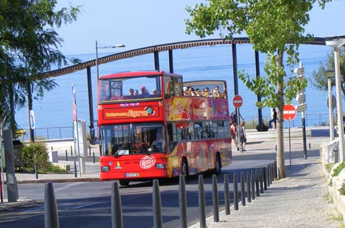 Bus Turístico Albufeira