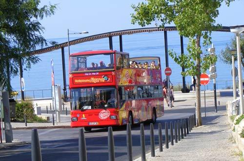Bus Touristique Albufeira