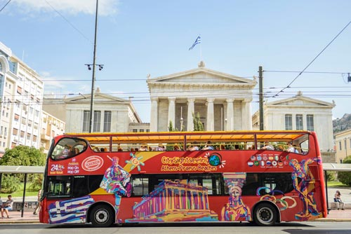 Hop-On Hop-Off Athens
