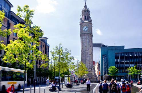 Belfast City - Day Tour from Dublin