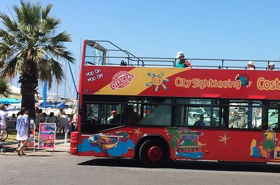 Bus Turístico Benalmádena