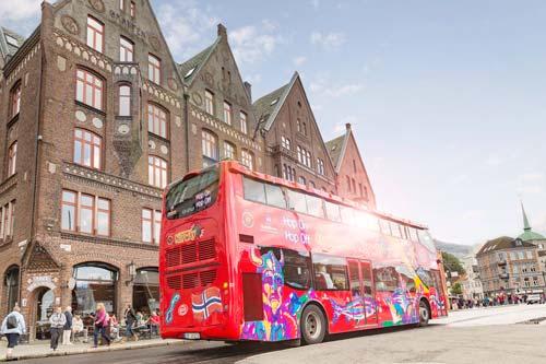 Bus Turistico Bergen