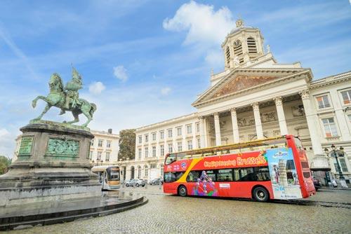 Bus Touristique Bruxelles