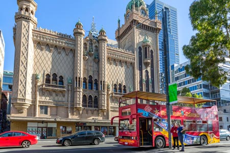 Hop-on/Hop-off-Bustour Melbourne