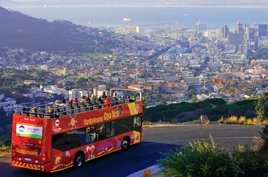 Hop-On Hop-Off Cape Town
