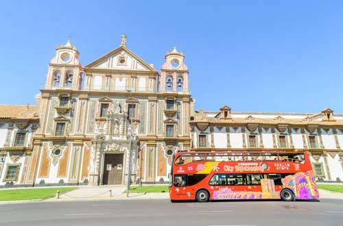 Hop-on/Hop-off-Bustour Cordoba