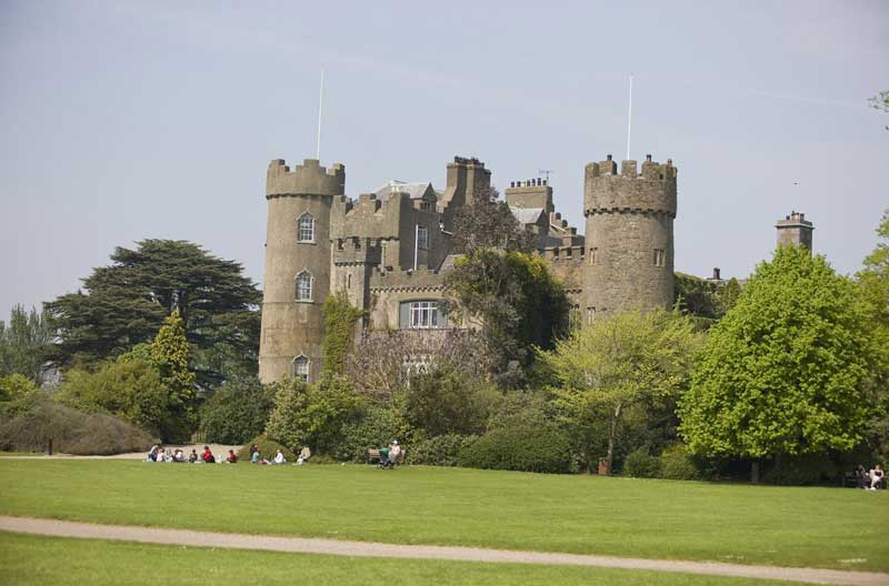 Malahide Castle & Northern Coastal Tour