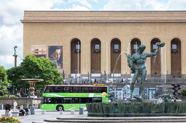 Bus Turístico Gotemburgo