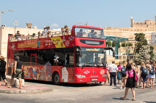 Hop-On Hop-Off Gozo