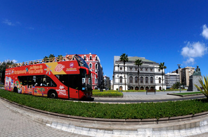 Bus Touristique Las Palmas de Gran Canaria
