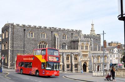 Bus Touristique Norwich