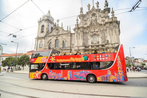 Bus Turístico Oporto
