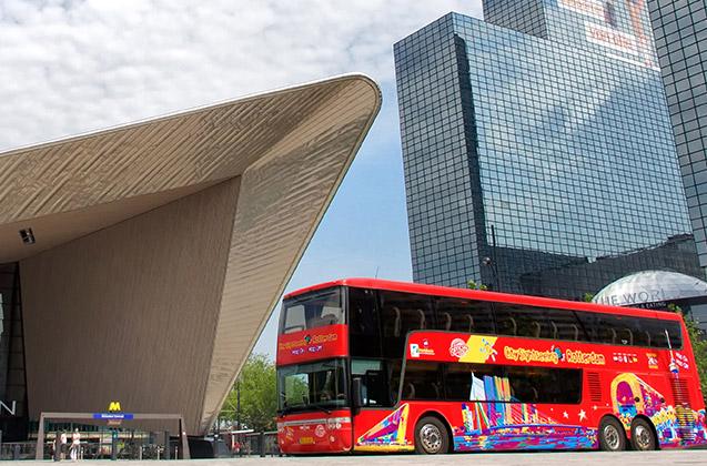 Bus Turístico Róterdam