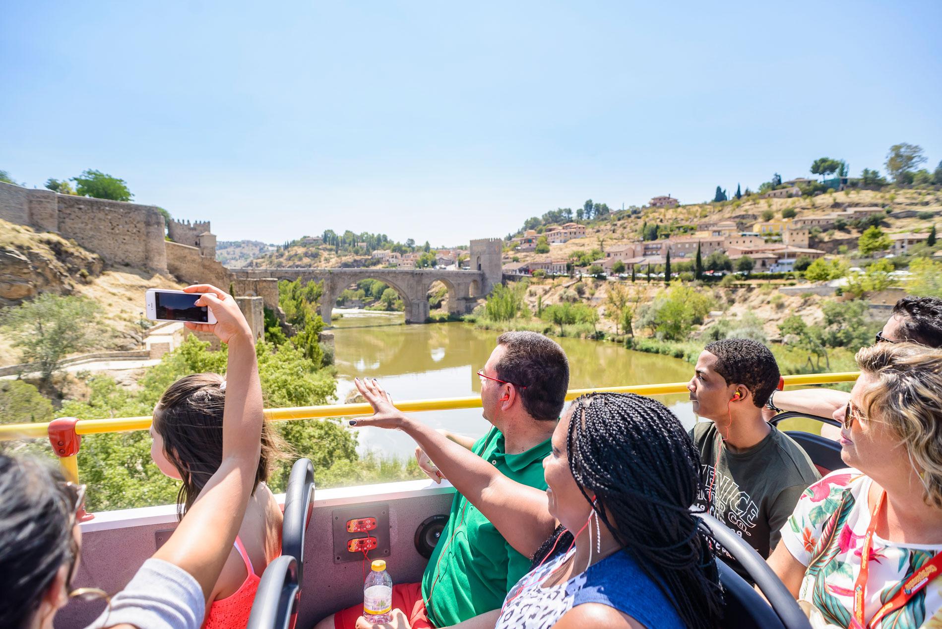 Bus Touristique Tolède