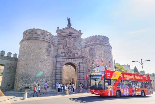 Hop-On/Hop-Off-Bustour Toledo